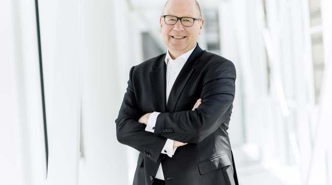 """""""Wir haben uns diese Entscheidung nicht leicht gemacht"""", sagt Frank Jüttner, Chef der Miele Vertriebsgesellschaft Deutschland."""