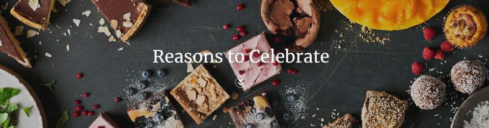 Kenwood feiert die kleinen und großen Momente mit leckeren Kuchenvariationen.
