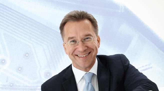 """""""Nun schauen wir voller Zuversicht in die Zukunft und hoffen, uns bald wieder physisch treffen zu können"""", Benedict Kober, Vorstandssprecher Euronics Deutschland."""