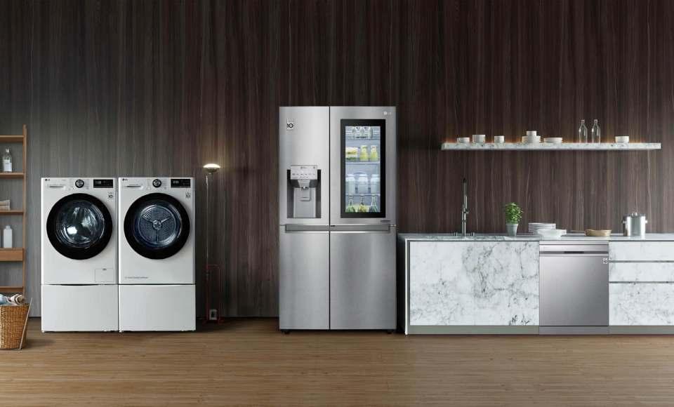 LG hat das neue Energielabel und die Umwelt im Blick.