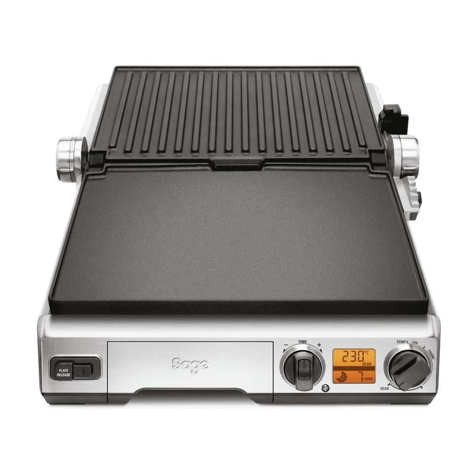 Sage Smart Grill Pro mit 5 Voreinstellungen.