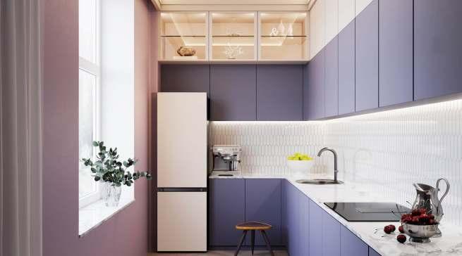 Ab Frühsommer 2021 sind die Kühlschränke der neuen Serie von Samsung bundesweit erhältlich. Sie ermöglichen es Händlern, gezielt farblich passende Modelle für das eigene Käufersegment auszuwählen und das breite Kühlschrank-Portfolio zu nutzen, um in ihrer Zielgruppenansprache zu variieren.