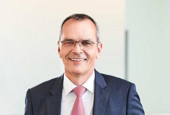"""""""Mit der guten Resonanz auf unser brandneues Veranstaltungsformat sind wir mehr als zufrieden"""", Dr. Stefan Müller, Vorstandsvorsitzender expert SE."""