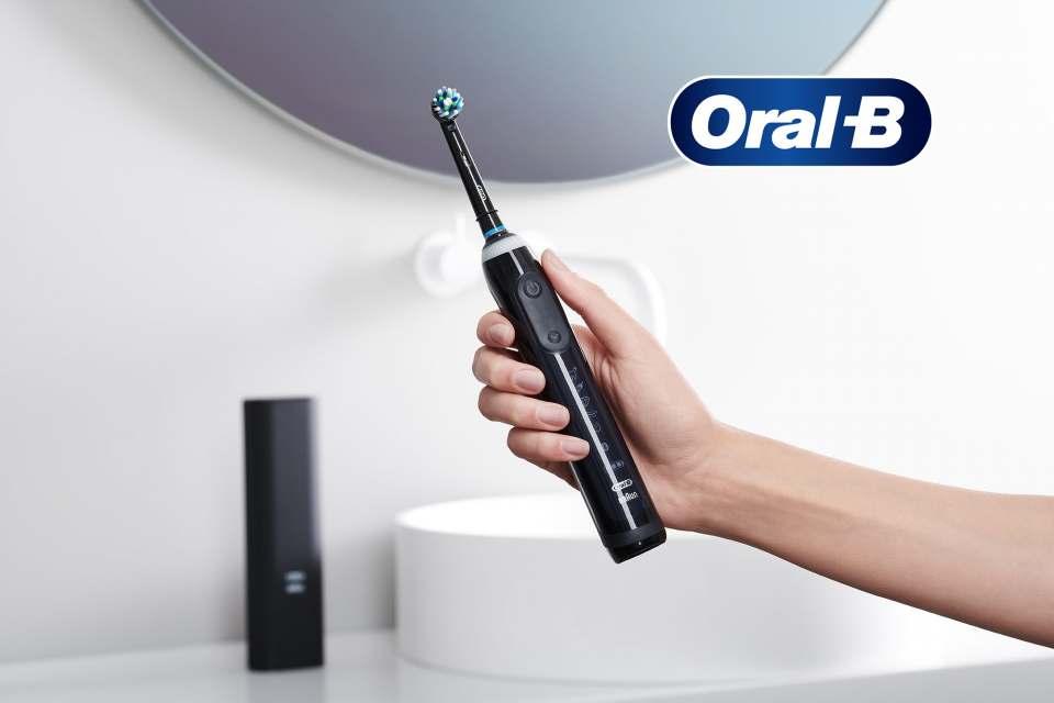 Die Richtige finden und sparen: Oral-B bietet attraktive Rabattaktionen für elektrische Zahnbürsten.