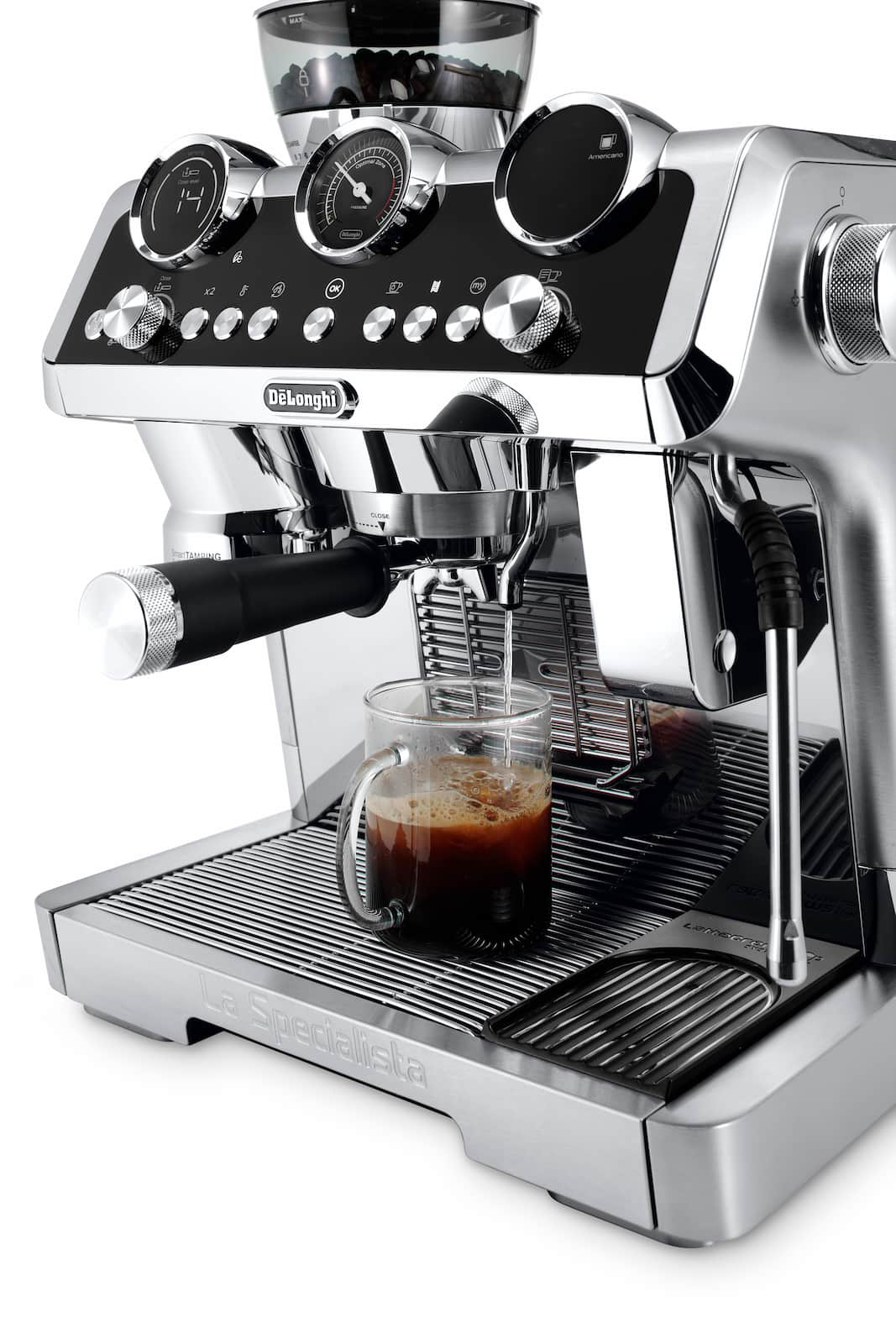 Kaffee in Perfektion trifft auf Design in Perfektion