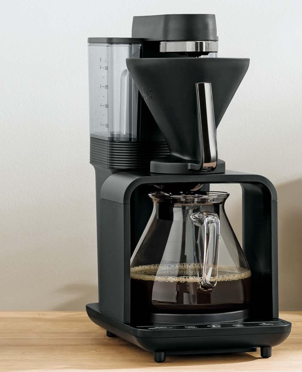 Melitta Kaffeemaschine epour mit Touchpanel.