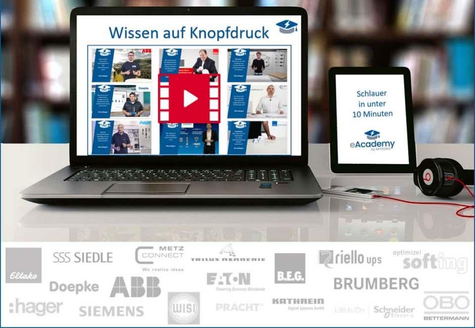 In rund 100 Videos bietet die eAcademy by Mitegro Wissen auf Knopfdruck.