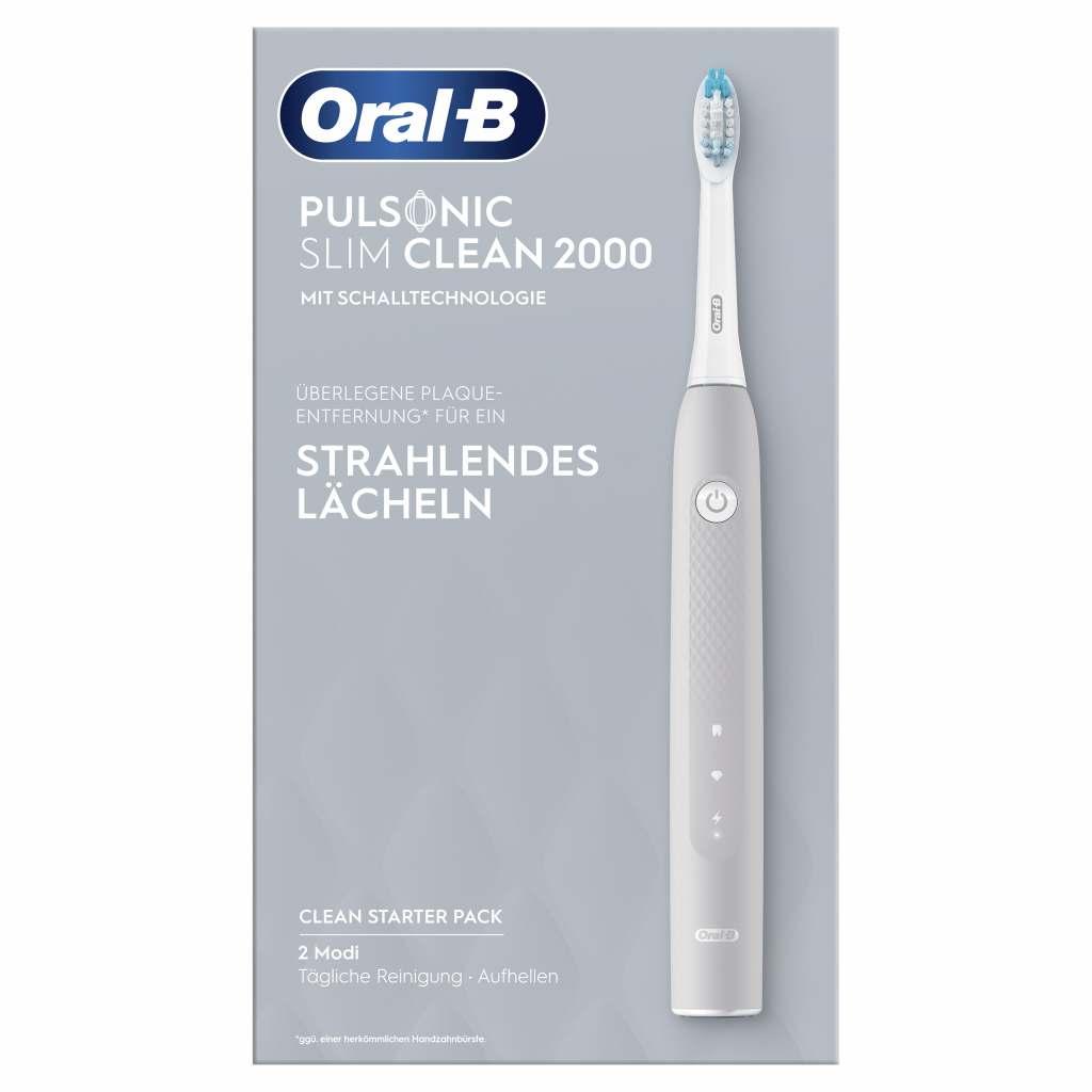 Oral-B Pulsonic Slim Clean 2000 mit Schalltechnologie