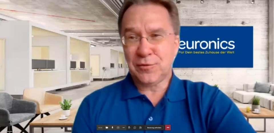 """""""Ab Mai kämpfen wir mit unseren Zahlen gegen ein sehr erfolgreiches Vorjahr an"""", Benedict Kober, Vorstandssprecher Euronics Deutschland."""