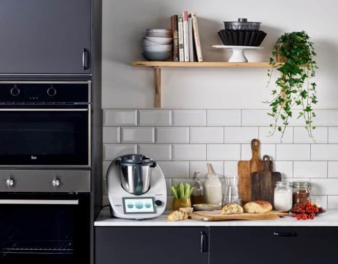 """Ein """"must have"""" in vielen Küchen: der Thermomix von Vorwerk. Fotos: Thermomix/Vorwerk"""