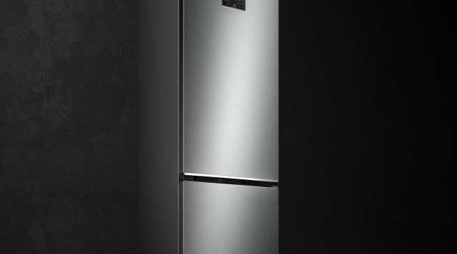 Bei der Herstellung des BioCycle-Kühlschranks setzt Beko auf Bio-Verbundstoffe.