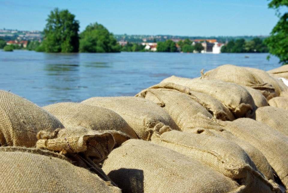 Hochwasser in Deutschland 2021