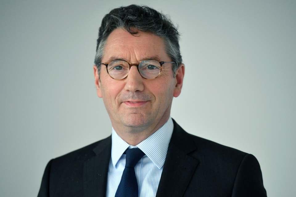 Franz-Josef Hasebrink Vorstandsvorsitzender der Verbundgruppe EK/servicegroup eG, Bielefeld