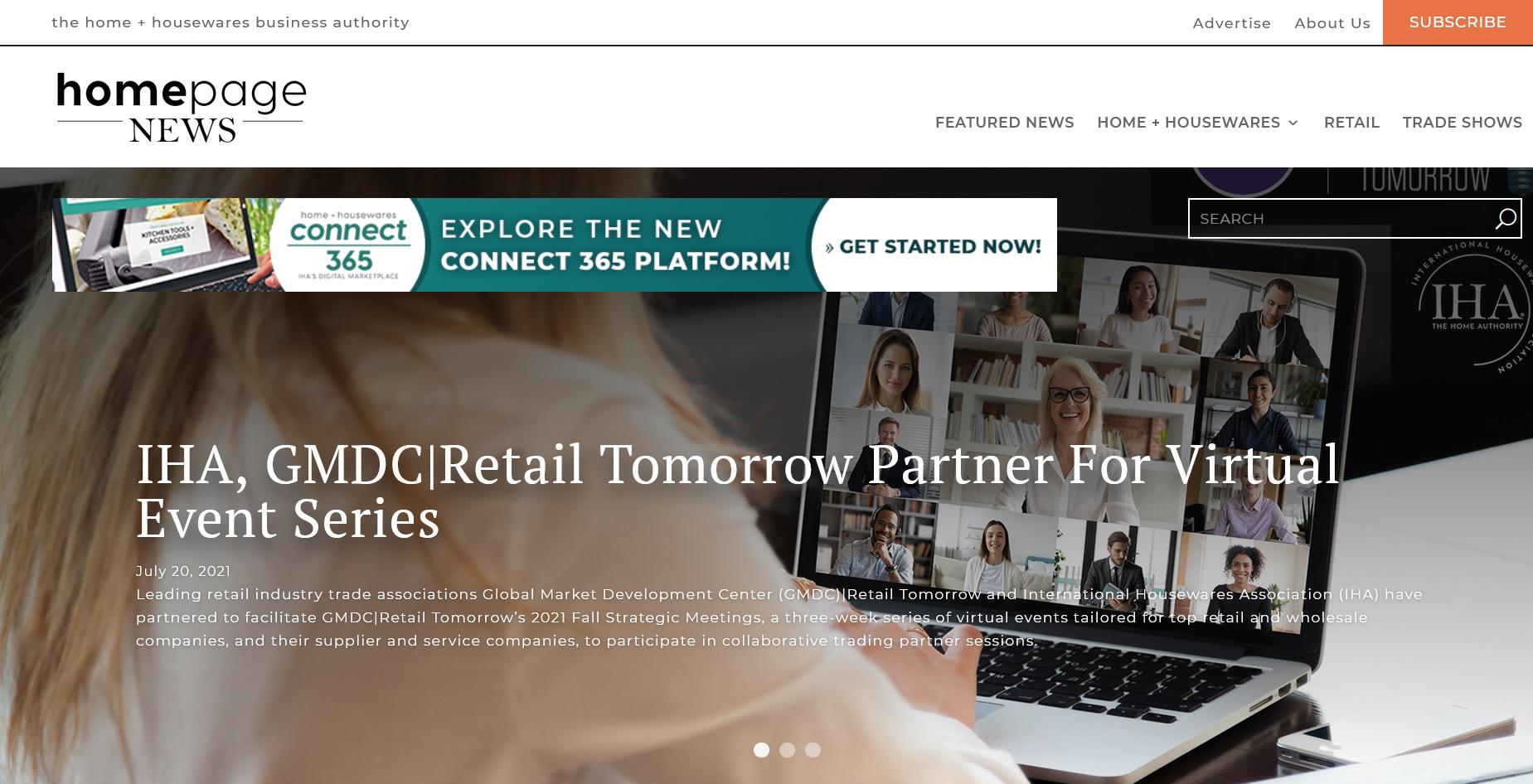 HomePageNews ist das neue Branchenportal der IHA Chicago.