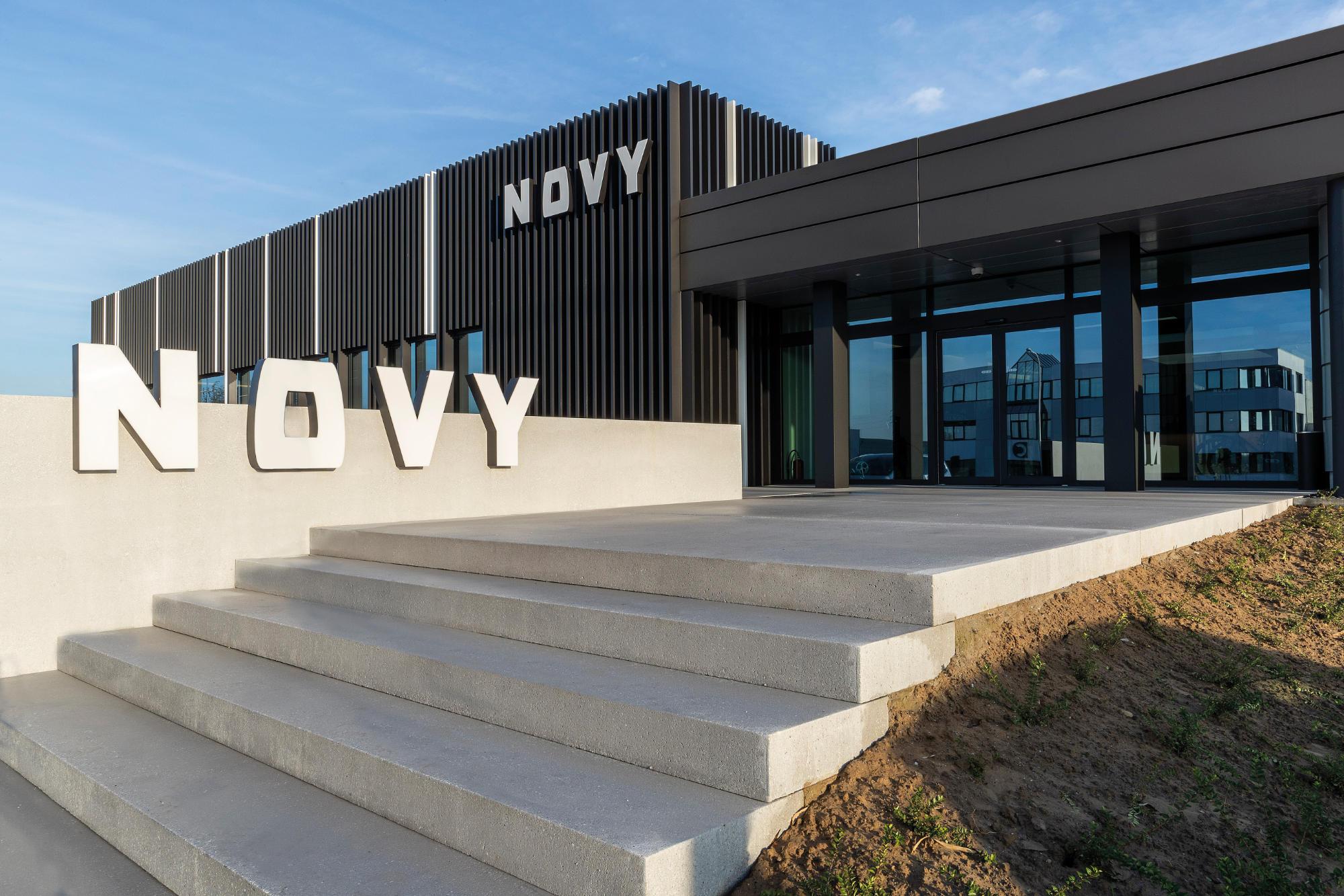 Novy ist nun Teil der us-amerikanischen Middleby Corporation.