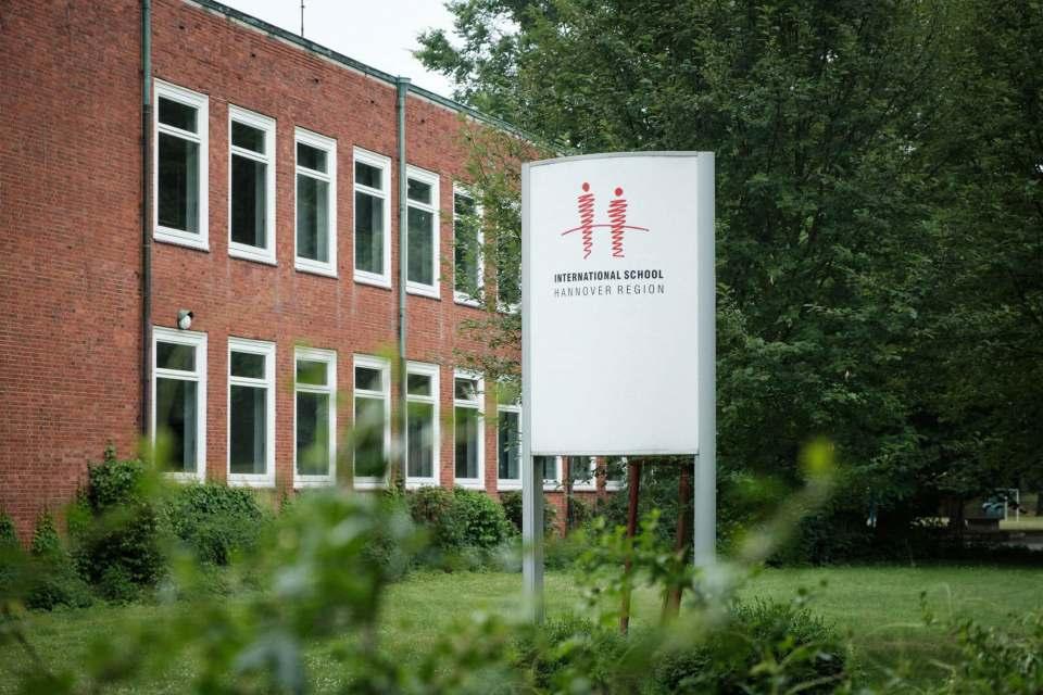 Für die Internationale Schule Hannover Region im Einsatz: Philips Luftreinigern.