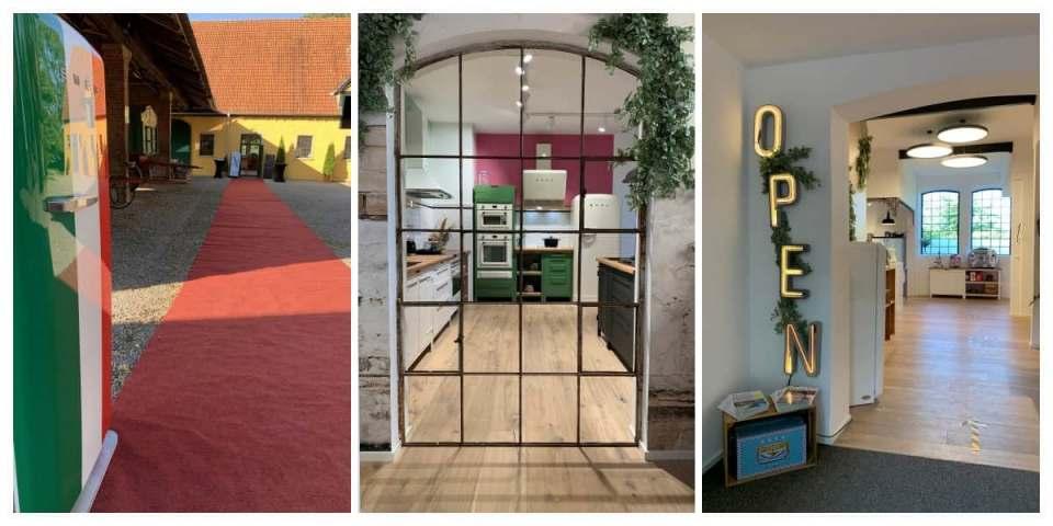 Smeg stellt auf der Küchenmeile A30 im September seine wichtigsten Neuheiten an Groß- und Kleingeräten vor.