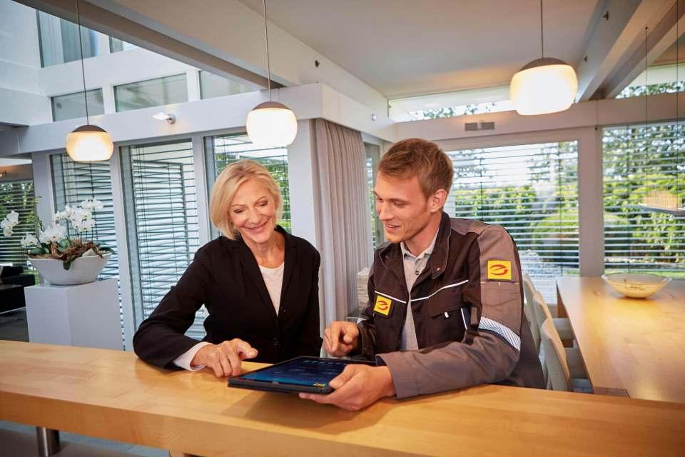 Bei Smart Home ist das E-Handwerk an der Seite der Verbraucher.