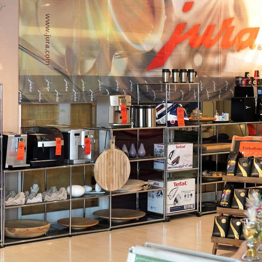 """Service Elektro Beutelschmidt"""" ist autorisierter Servicestützpunkte für den Verkauf von Kaffeevollautomaten der Marken Jura und Jura Gastro."""