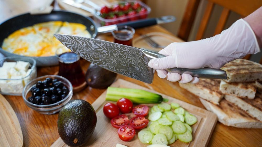 Chef`s Edition Damasteel Kochmesser Test