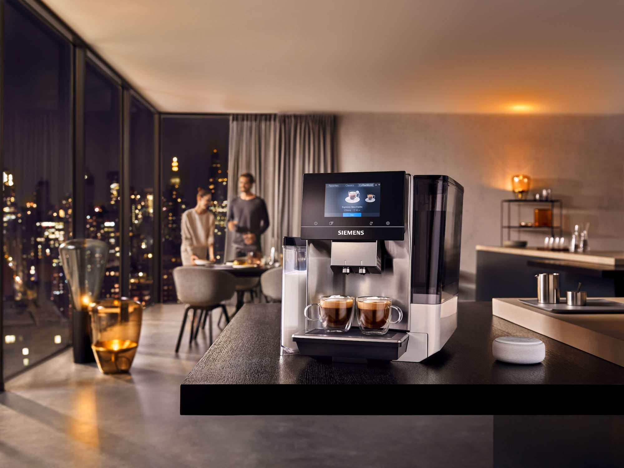 Siemens EQ700 Kaffeevollautomat