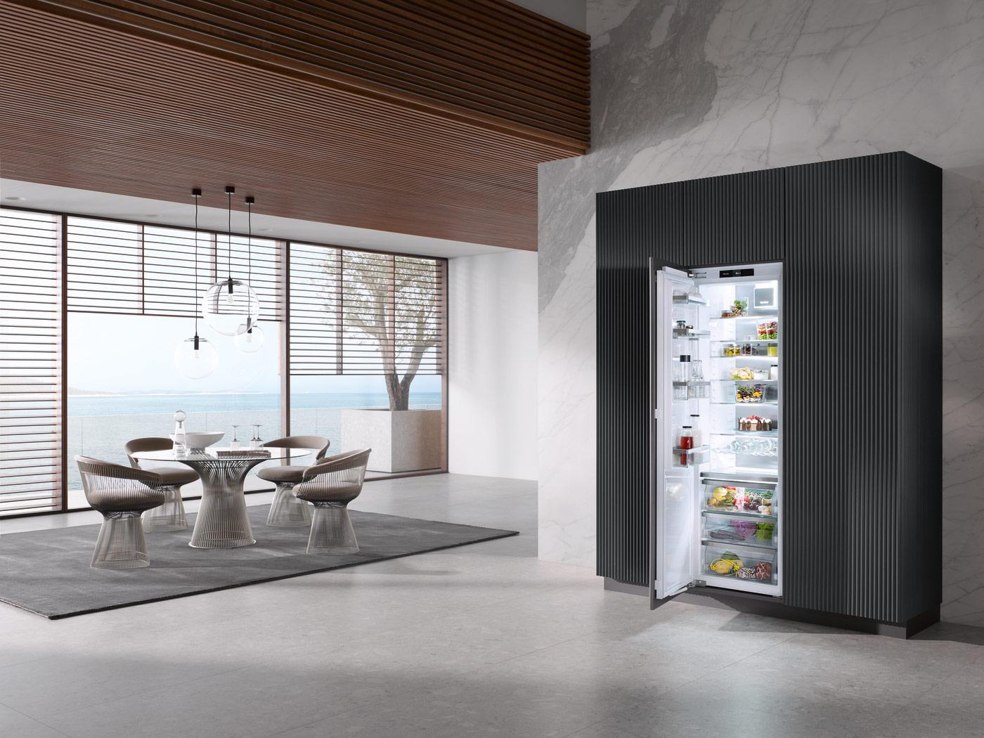 Optimale Frische – die neuen Kühlgeräte K 7000