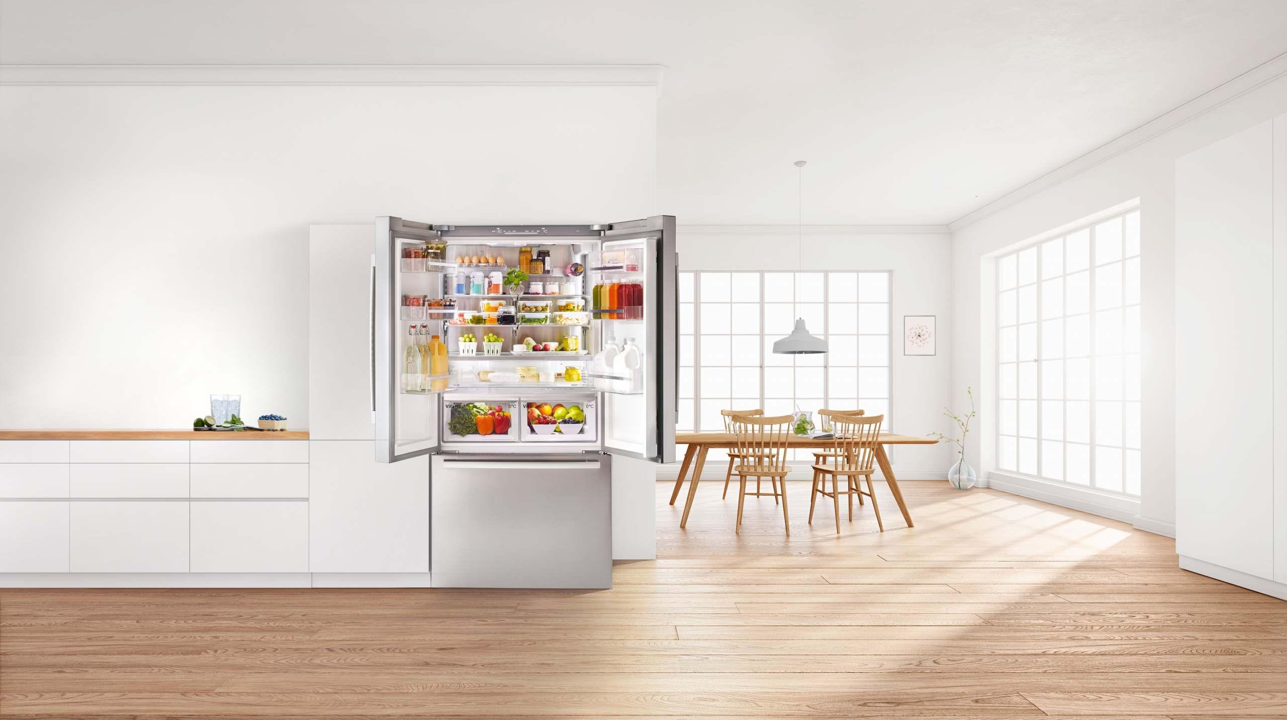 French Door Kühlschränke Serie 4, 6 und 8