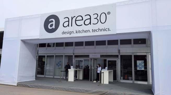 Prima organisiert: Die area30 in Löhne unter Corona-Bedingungen.