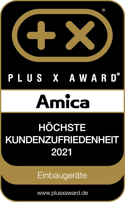 Siegel Plus X Award Amica