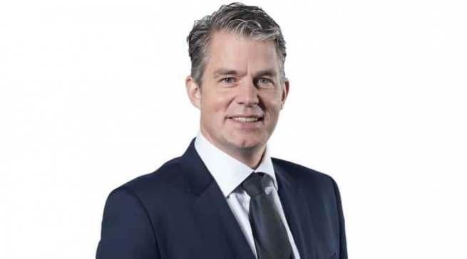 """""""Es ist ein gutes Gefühl, endlich wieder Gastgeber für unsere strategischen Partner und unsere Kunden zu sein"""", Christoph Bidlingmaier."""