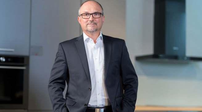 """""""Unser Vertrieb wird den virtuellen Showroom zukünftig nutzen, um sich auch abseits der großen Messen noch stärker mit unseren Handelspartnern zu vernetzen"""", Ralf Birk, Vertriebsleiter Küchen- und Möbelhandel Electrolux DE/AT."""
