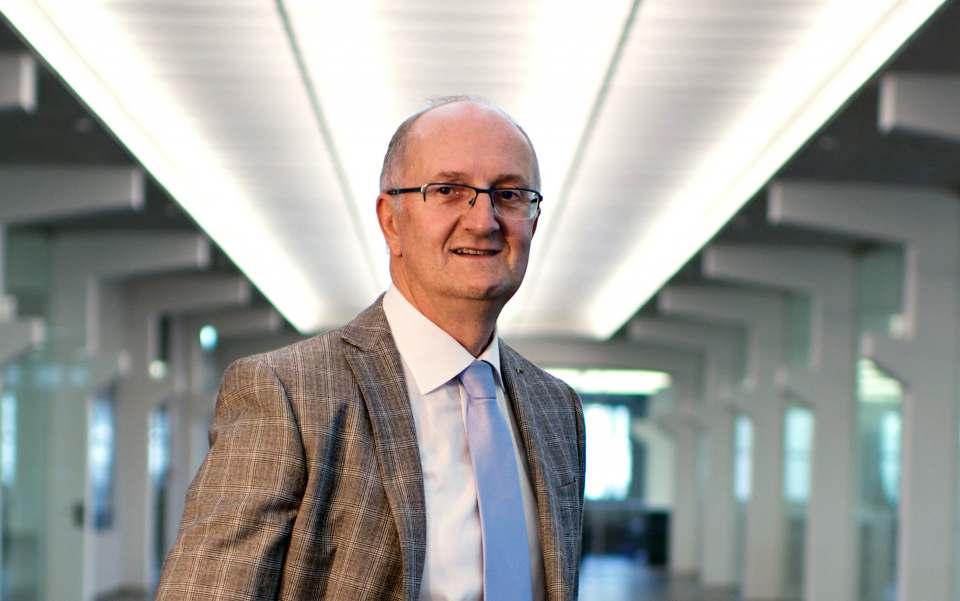 Jura-CEO Emanuel Probst