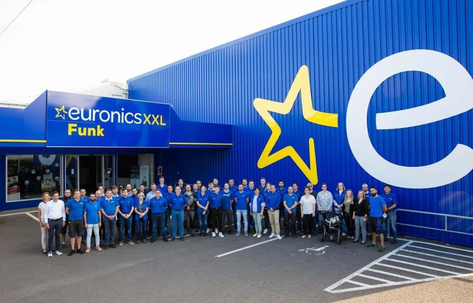Wir gratulieren: Euronics XXL Funk hat im September sein 100-jähriges Bestehen gefeiert.