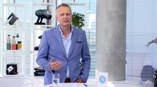 """""""Wir werden auch in Zukunft in den stationären Handel investieren"""", Fenno de Boer, Sales Director Deutschland, Groupe SEB."""