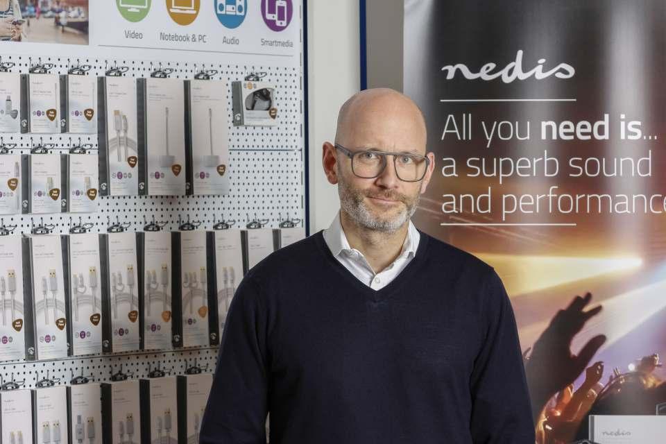 """""""Smarte und nachhaltige Lösungen sind mehr denn je gefragt"""", Friedrich Conzen, CEO Nedis Group."""