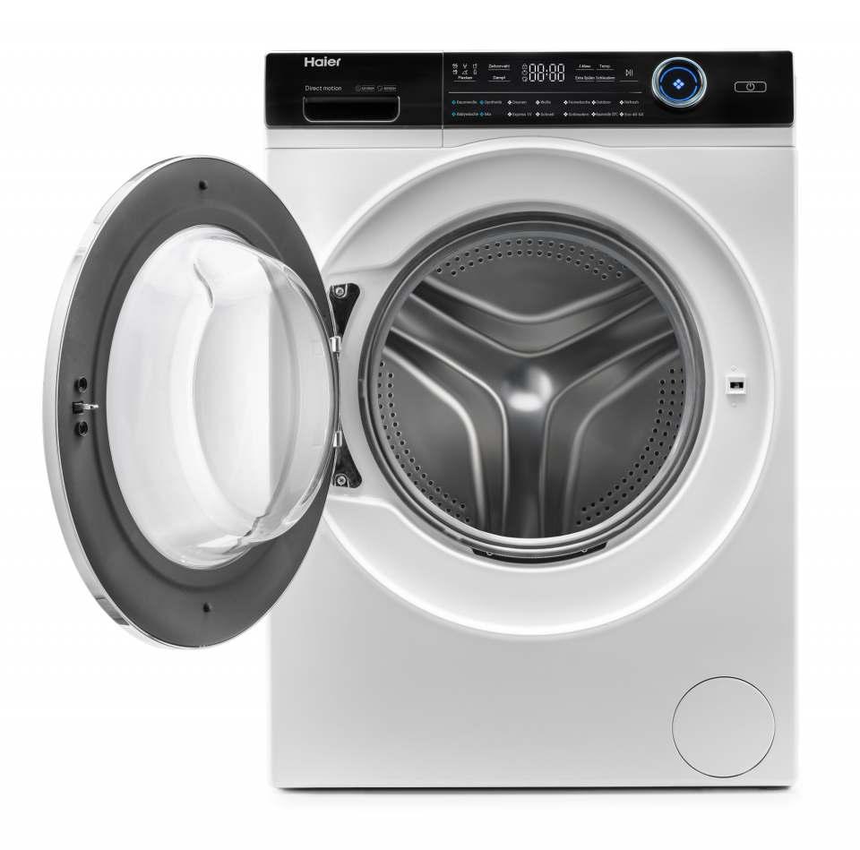 Haier Waschmaschine I-Pro 7 mit Dampf-Funktion.