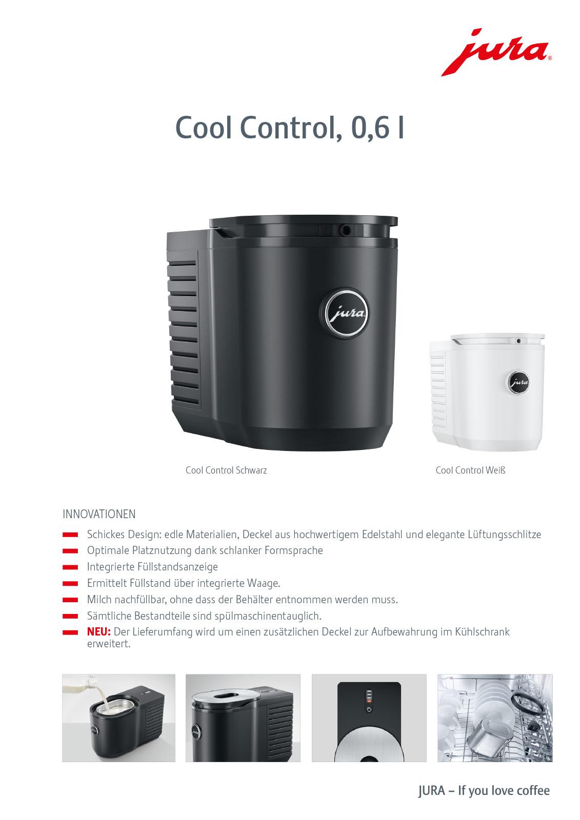 Jura CoolControl 0,6 l