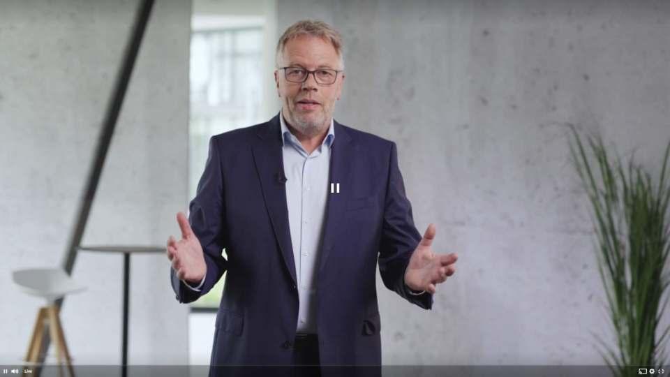 """""""Mit einem Lächeln im Gesicht ist es unser Ziel, die Lebensqualität der Konsumenten zu verbessern"""", Volker Klodwig, Leiter Vertrieb Zentral- und Osteuropa bei der BSH Hausgeräte"""