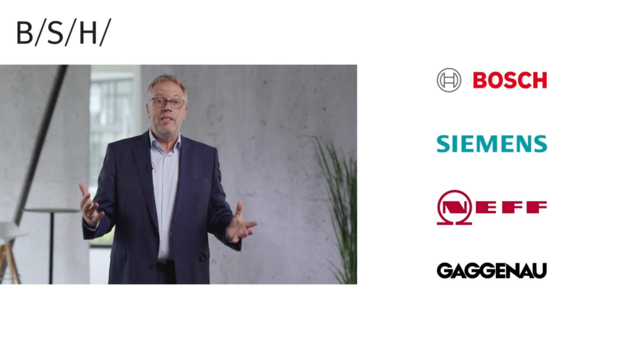 Bei den BSH-Marken gilt: nachhaltig und smart soll es sein! Für Volker Klodwig mehr als nur ein Marketing-Trend.