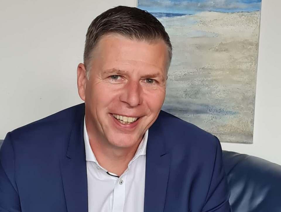 """""""Mein Herz schlägt für den freien Unternehmer und Handwerker, der in der Region verankert ist"""", Udo Knauf."""