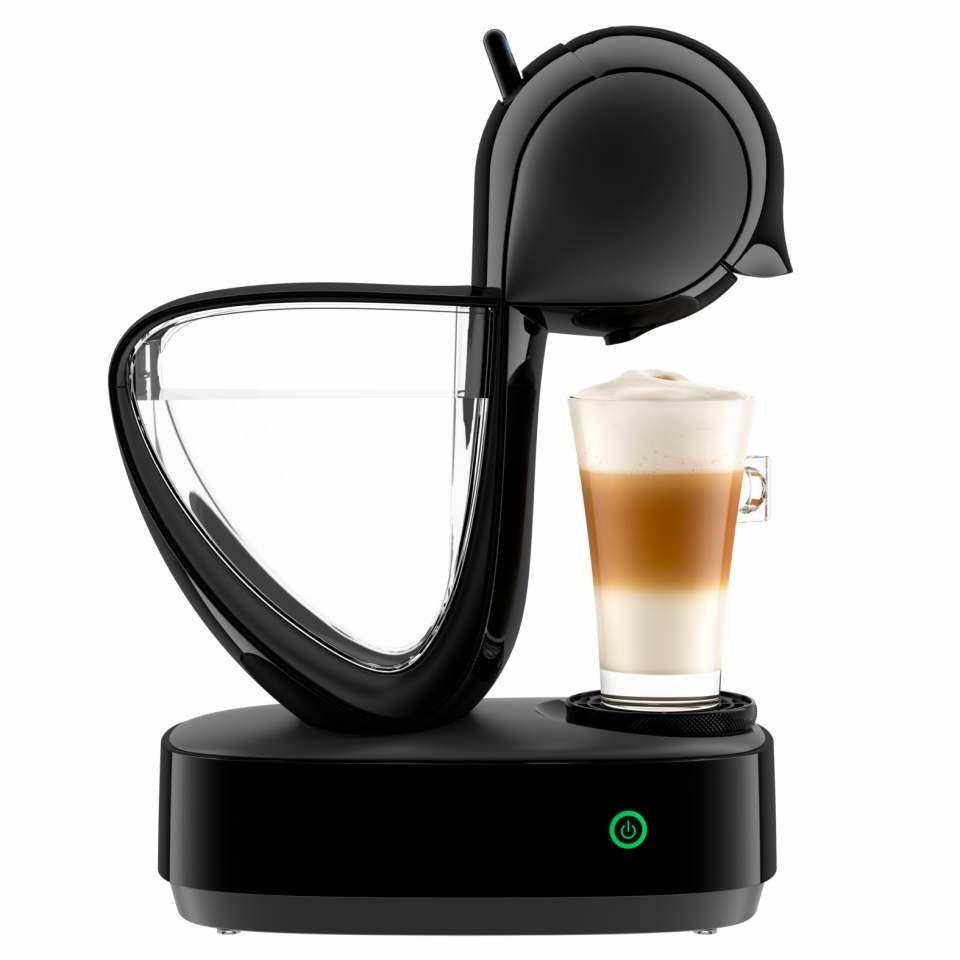 Krups Kaffeemaschine Infinissima Touch mit Eco-Modus.