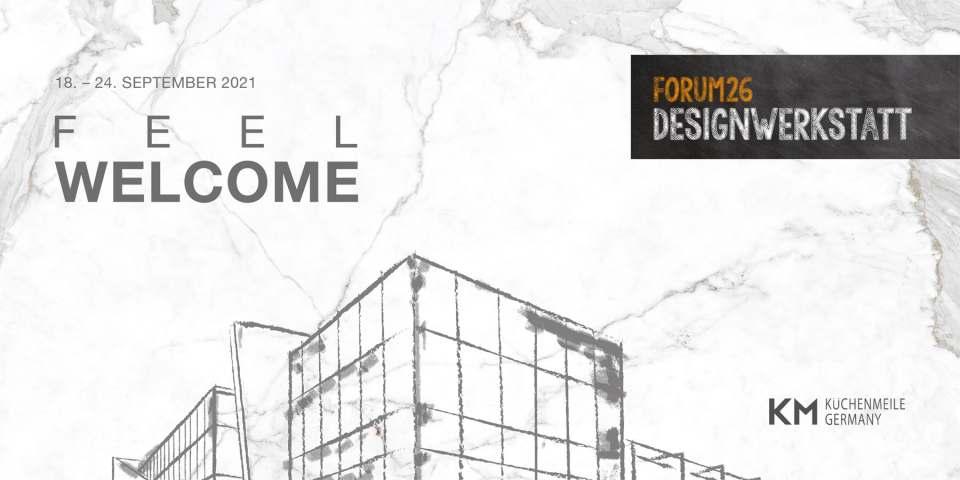 Küppersbusch und Teka präsentieren ihre Produkte im Forum26 Designwerkstatt.