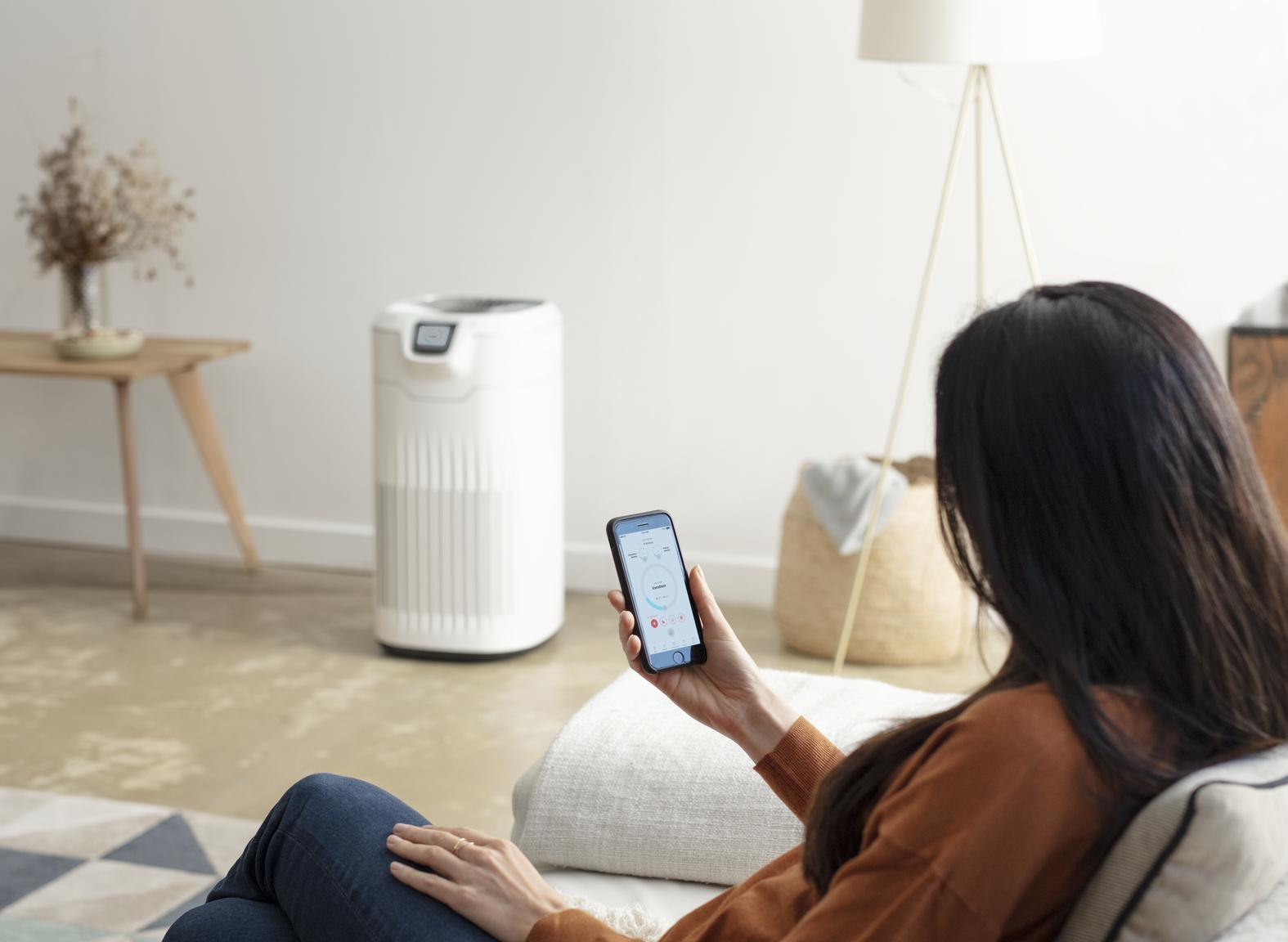 NEU von Rowenta: Pure Home Luftreiniger für Staub- und allergenfreie Luft in allen Räumen