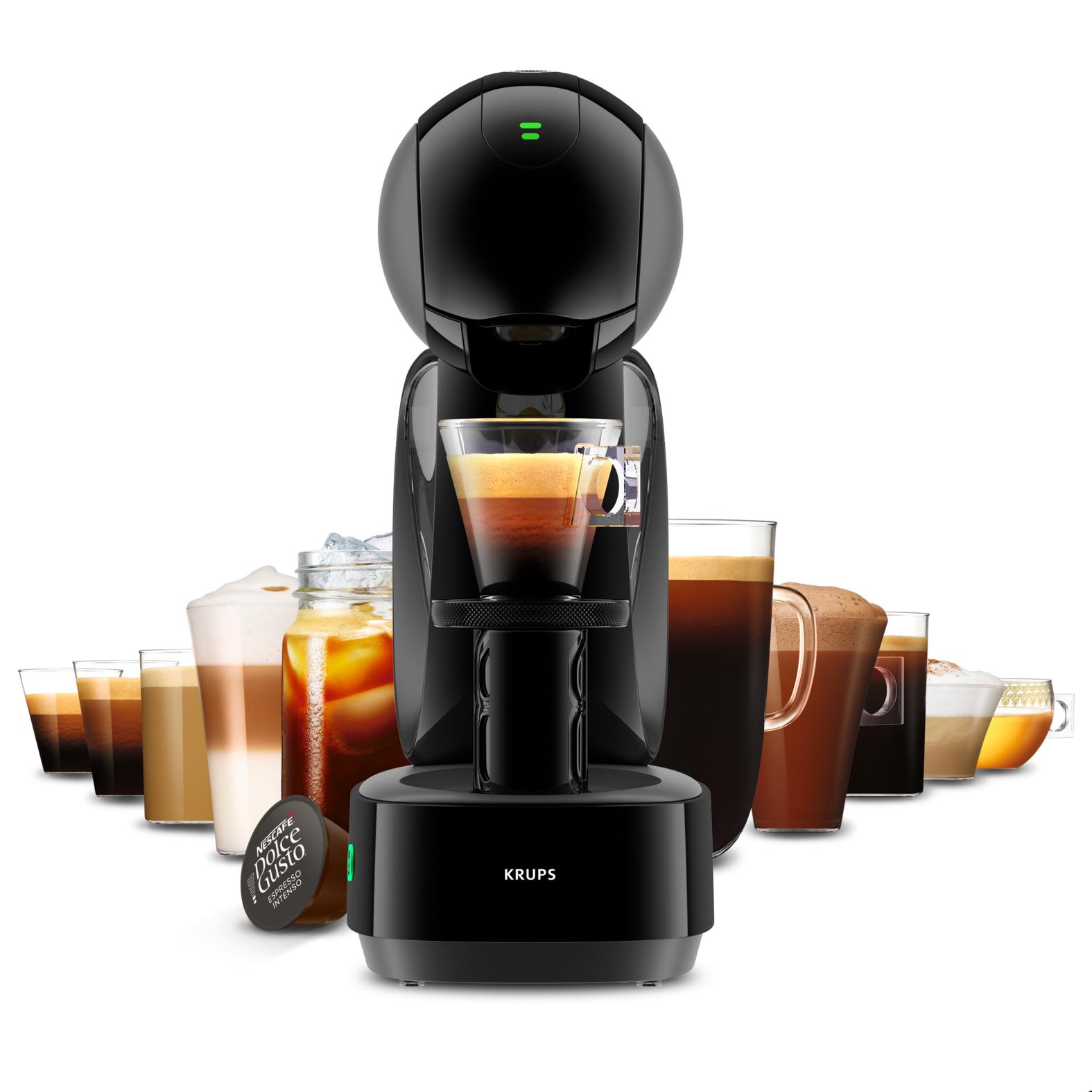 Krups Nescafé Dolce Gusto: Der perfekte Kaffee ist nur einen Touch entfernt