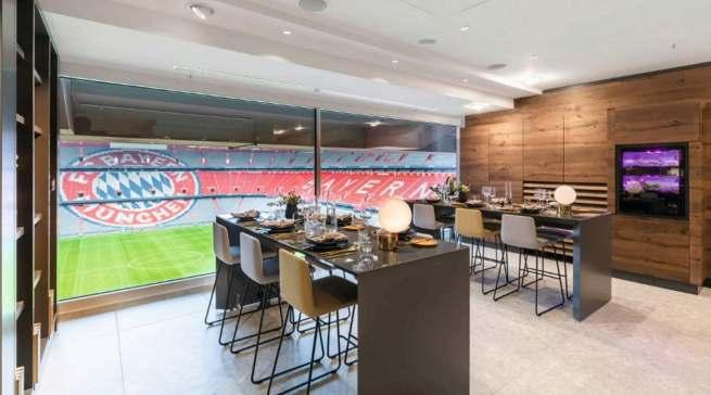 Die Zutaten für ein perfektes Match: Zum Start in die Bundesliga-Saison präsentieren der FC Bayern München und Miele in der Allianz Arena ab sofort Gourmet-Erlebnisse auf Champions-League-Niveau.