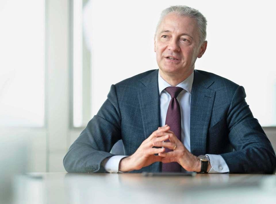 Auf Expansionskurs: Fabrice Zumbrunnen, Präsident der Generaldirektion des Migros-Genossenschafts-Bundes.