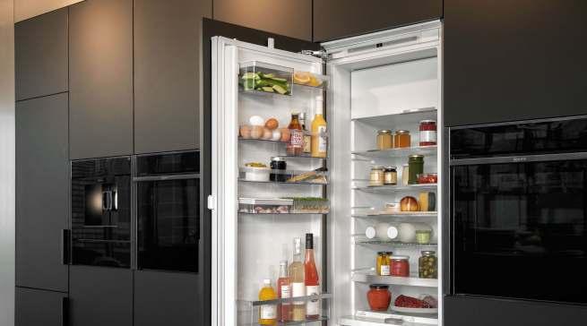 Die Neff-Küche wird zunehmend individueller. Bestes Beispiel ist ein Kühlsystem, das sich an die Bedürfnisse jedes Einzelnen anpasst: FlexCooling.