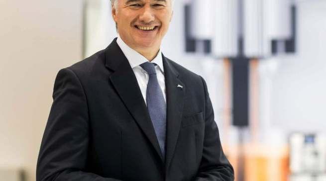 """""""Wir haben ein Luxusproblem. Die Z10 ist so stark nachgefragt, dass es aktuell Wartezeiten gibt"""", Horst Nikolaus, Geschäftsführer Jura Elektrogeräte Vertriebs GmbH."""