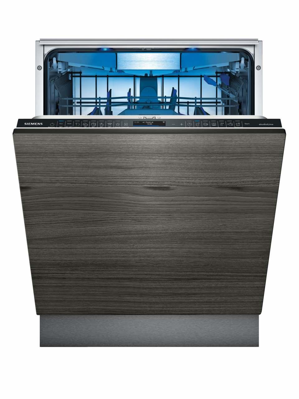 Siemens Geschirrspüler iQ700 mit intelligent Program