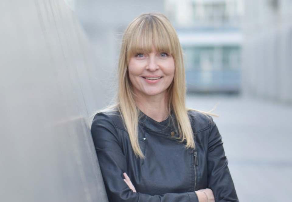Sonja Schiefer ist seit dem 1. September bei Siemens als Head of Design für die Leitung des gesamten Designteams verantwortlich.